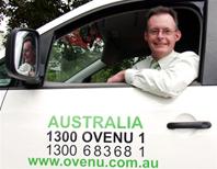 Franchisor Rik Hellewell in Australia